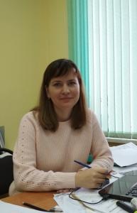 Стряпихина Анна Александровна, кандидат исторических наук